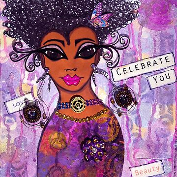 Celebrate You -African American by susanchristophe