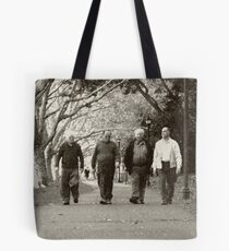 Gentlemen Forever Tote Bag