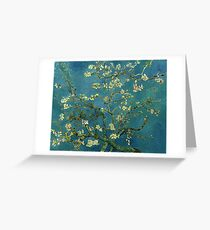 Van Gogh Almond Blossoms Greeting Card