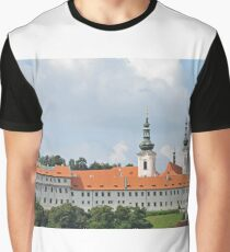 Strahov Monastery Graphic T-Shirt