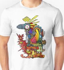 The Rainbow Launch Unisex T-Shirt