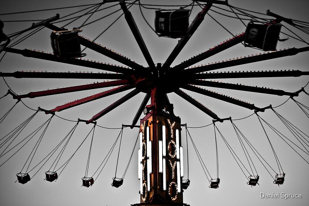 Empty Ride by Daniel Spruce