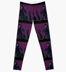 RAGE OF MALEFICENT Leggings