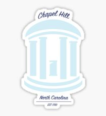 UNC Chapel Hill Old Well Sticker