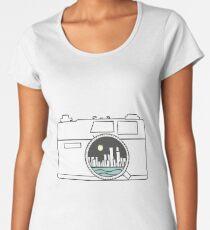 A New Lens Women's Premium T-Shirt