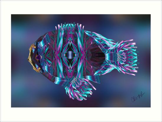 Celebrate Fish by Christine Thomas