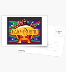 EarthBound (SNES) Postcards