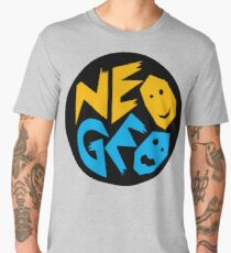 Neo Geo (Icon) Men's Premium T-Shirt