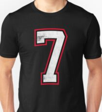 Number Seven 7 T-Shirt