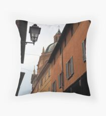 Bologna - Lantern and dome Throw Pillow