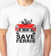 Save Ferris,The Children Of The 80's T-Shirt
