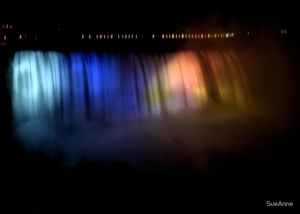 Night Falls by SueAnne