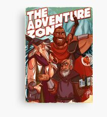 The Adventure Zone! Canvas Print