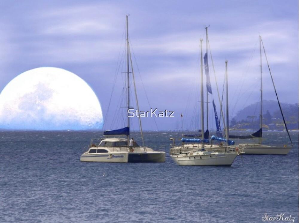 Moon River by StarKatz