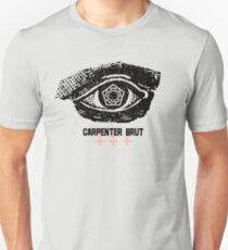Carpenter Brut - Vintage Eye Unisex T-Shirt