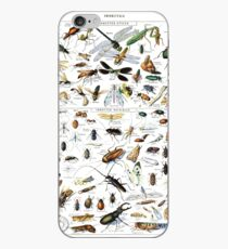 Adolphe Millot Insects Larousse iPhone Case