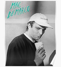 Póster Mac Demarco