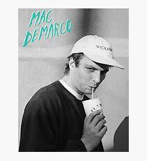 Lámina fotográfica Mac Demarco