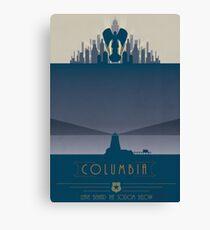 "Bioshock Infinite: ""Columbia"" Canvas Print"