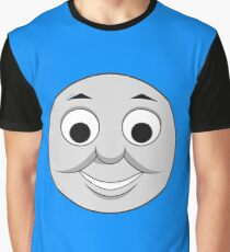 Thomas & Friends - Thomas (happy TV style) Graphic T-Shirt