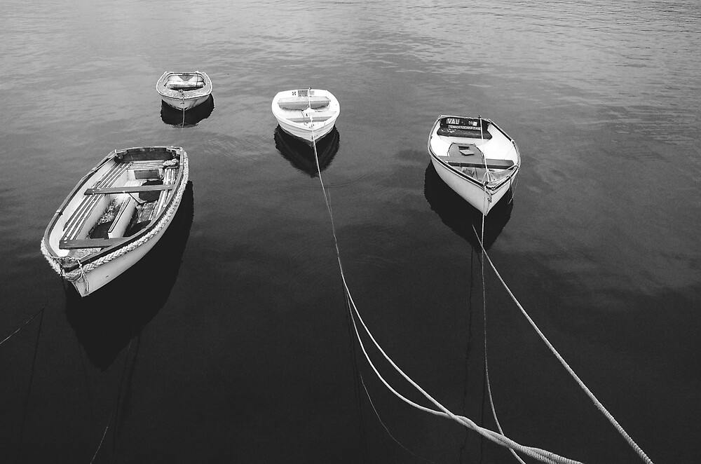 Boats by Andy Matthews