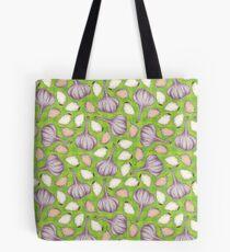 Garlic Geraldic Tote Bag