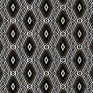 Tribal Diamond Pattern by webgrrl