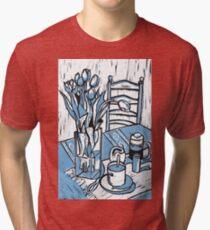 Coffee time! Tri-blend T-Shirt