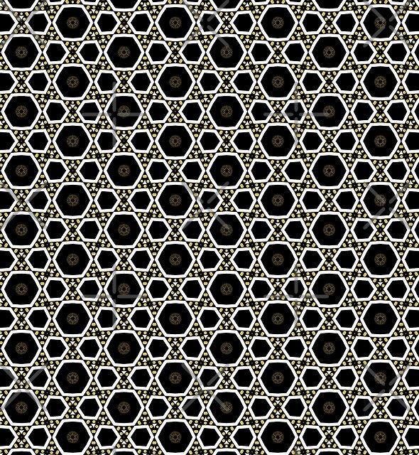 Geometrica Rock Pattern by webgrrl