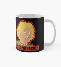 Breathing Fire Mug