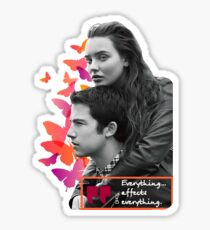 13 reasons why Sticker