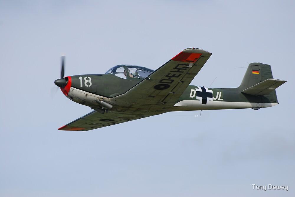 German Plane by Tony Dewey