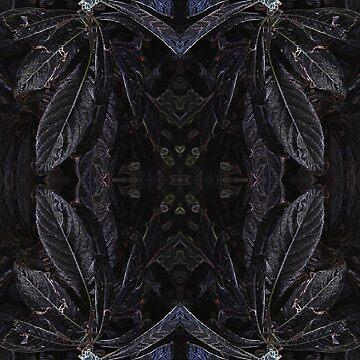 Leafy blues by LordRosie