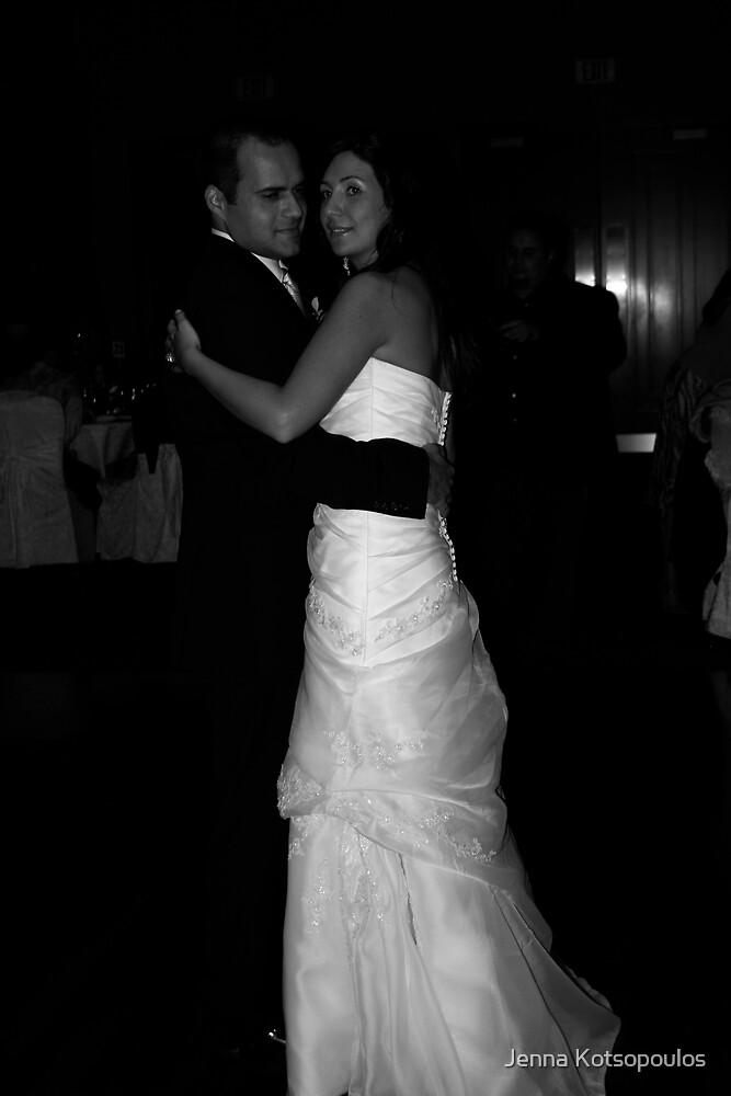 First Dance by Jenna Kotsopoulos