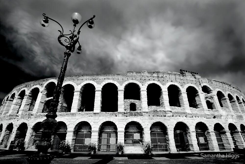 Arena - Roman Amphitheatre Verona by Samantha Higgs