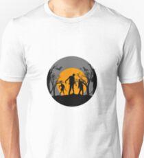 TrickORTreat Halloween Zombie  Unisex T-Shirt