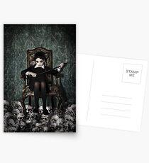 Queen of Skulls Postcards