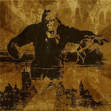 Kong by hamiltonarts