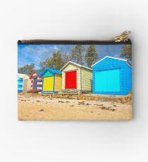 Beach Huts... Studio Pouch