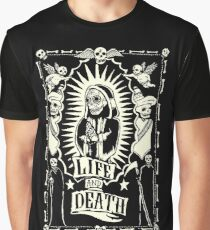 Mexico Day of the Dead Graphic T-Shirt