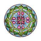 Mandala : Celebrate by danita clark