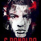 CR7 Cristiano Ronaldo by wantneedlove
