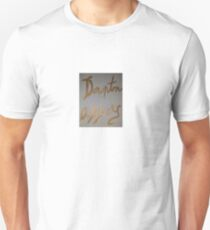 Downton Abbey Gold T-Shirt