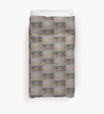 Downton Abbey Gold Duvet Cover