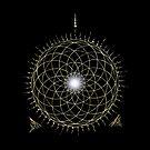 Mandala : Point  by danita clark