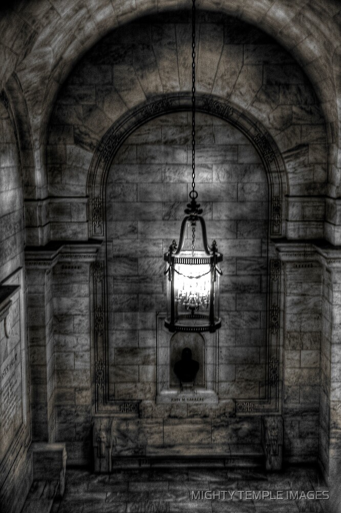 Light in the Darkness by MIGHTY TEMPLE IMAGES