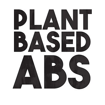Plant-Based Abs by inkDrop