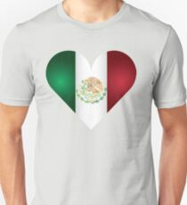 Heart of Mexico Slim Fit T-Shirt