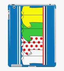 Tour de France Jerseys iPad Case/Skin