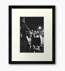 Night of the Star, September 1979 by Bernadette Smith (c) Framed Print